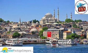 Turkey Tour Package- 7 Nights and 8 days