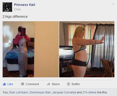Keli's transformation
