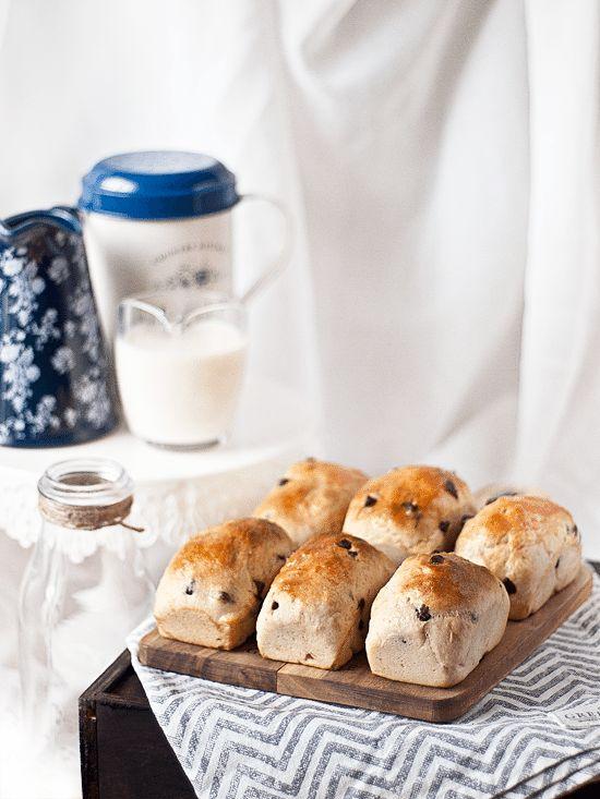 Receta perfecta para preparar un delicioso pan de leche y chocolate en casa y explicada con un detallado paso a paso que lo hará todavía más fácil