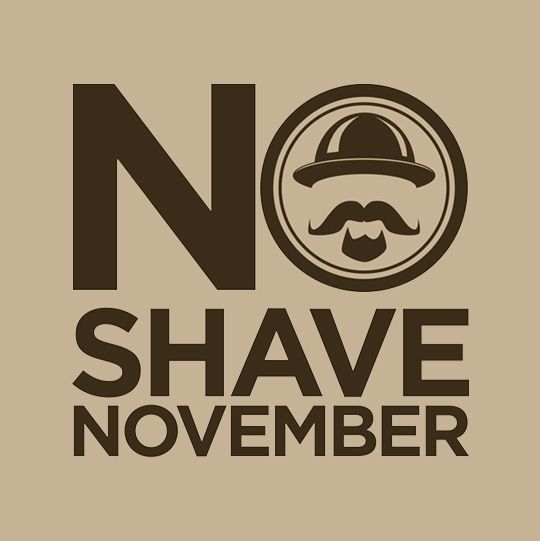 Check this cause out ... No-Shave November. If you play along, you just might #win a t-shirt from us! Link in bio! . . . #Snacks #Protein #Foodie #CraftBeer #FitFoodies #PorkRind #PorkRinds #Fun #Delicious #Snack #Workout #PorkRindAppreciationMonth #GridironGroovin #Touchdown #Contest #Win #Football #SuperBowl #BigGame