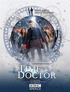 """Doctor Who, """"The Time of the Doctor"""" ile dört yıldır beraber evreni dolaştığımız 11. Doktor Matt Smith'e veda etmeye ve 12. Doktor Peter Capaldi'ye merhaba demeye hazırlanıyor: http://www.kayiprihtim.org/portal/2013/12/22/doktorun-zamani-geldi/"""