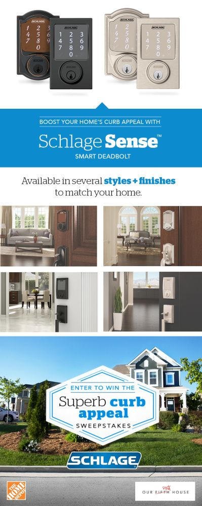 Schlage's Superb Curb Appeal Sweepstakes