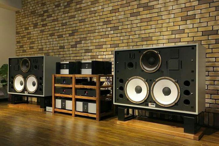 High end audio audiophile JBL 4360 Marl Levinson | The art ...