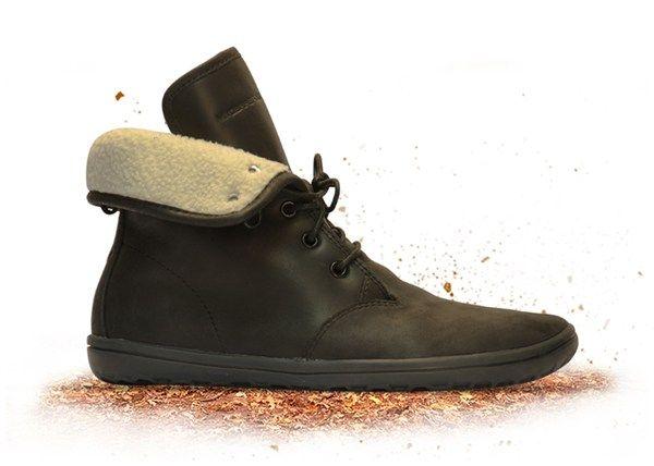 The VIVOBAREFOOT Gobi Hi Top, our women Winterproof barefoot boot has landed!  #barefootshoes #barefoot #boot #winter #winterboot #shearling #winterproof #vivobarefoot