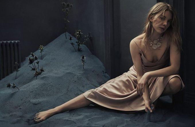 Натали Дормер в Vanity Fair (Интернет-журнал ETODAY)
