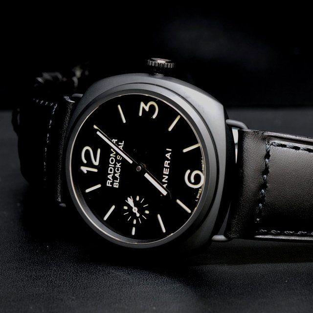 Fancy - Panerai Radiomir Black Seal Watch