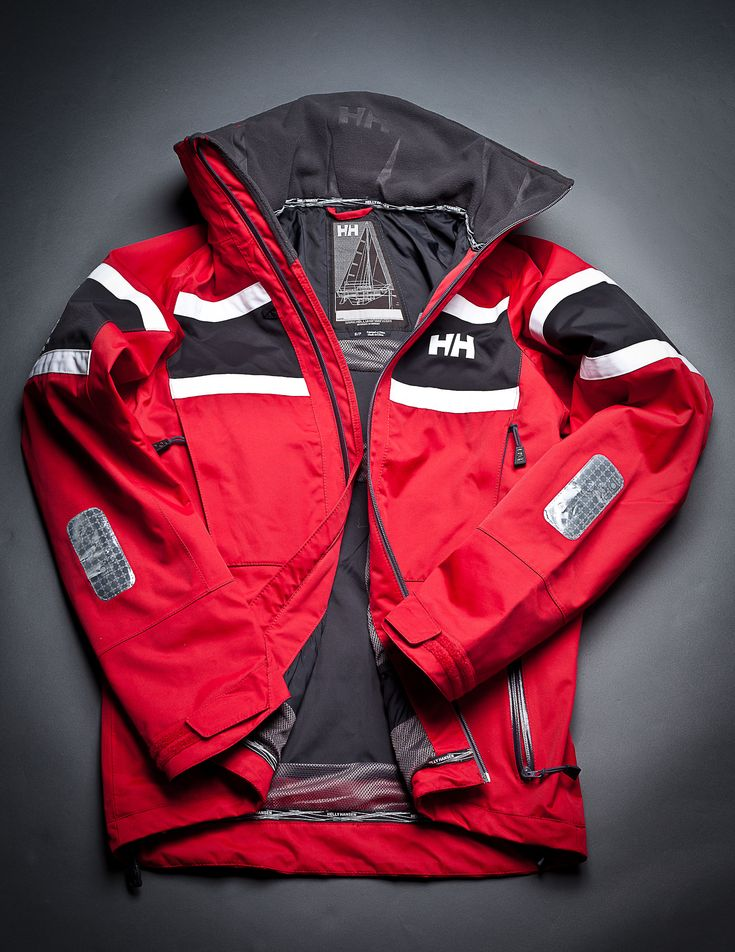 Helly Hansen offshore jacket