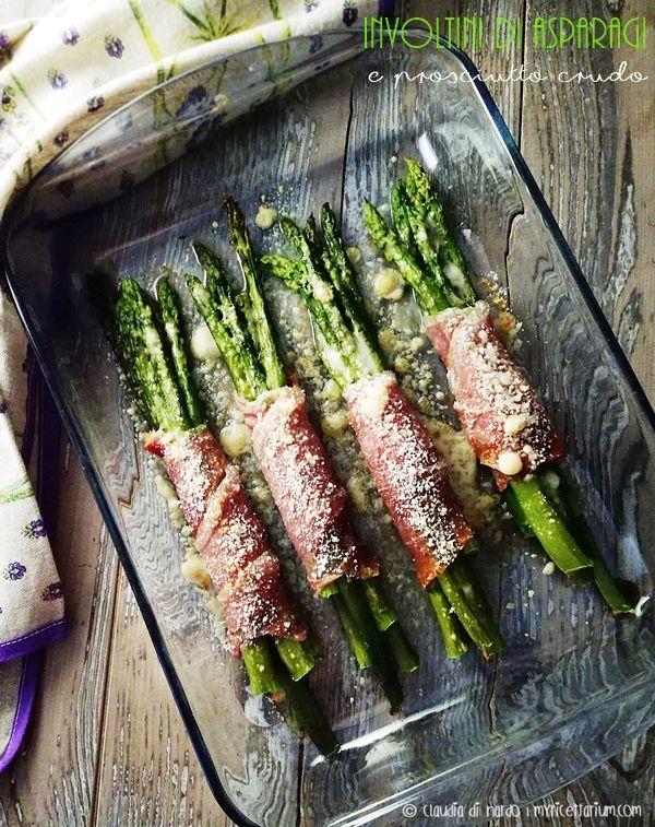 My Ricettarium: Involtini di asparagi e prosciutto crudo