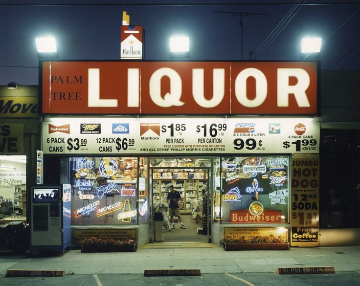 "mischkebusiness: "" 10425 Venice Boulevard - Los Angeles, May 18, 1997 by John Humble """