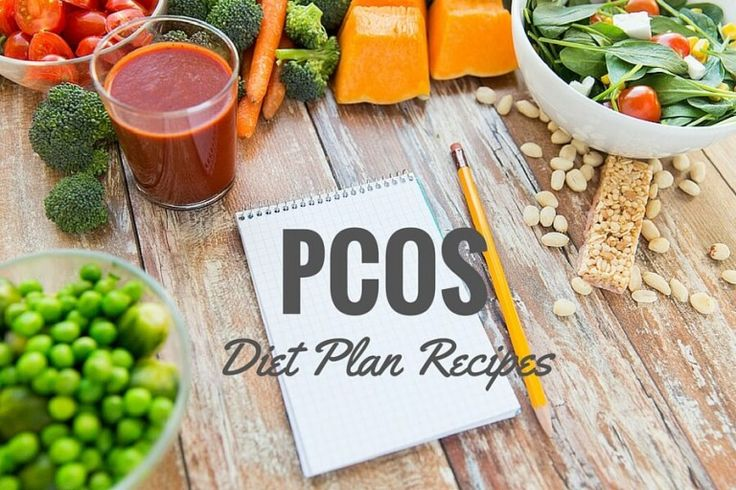 PCOS Diet Recipes - Best PCOS Recipe Plan