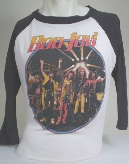 Vintage Rock Concert T-Shirts Prices Online