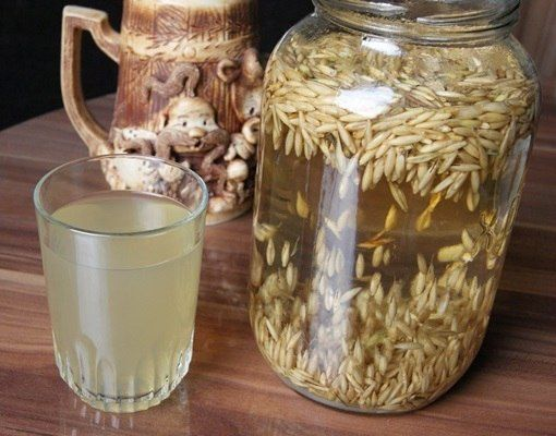 овсяный квас;удивительный напиток