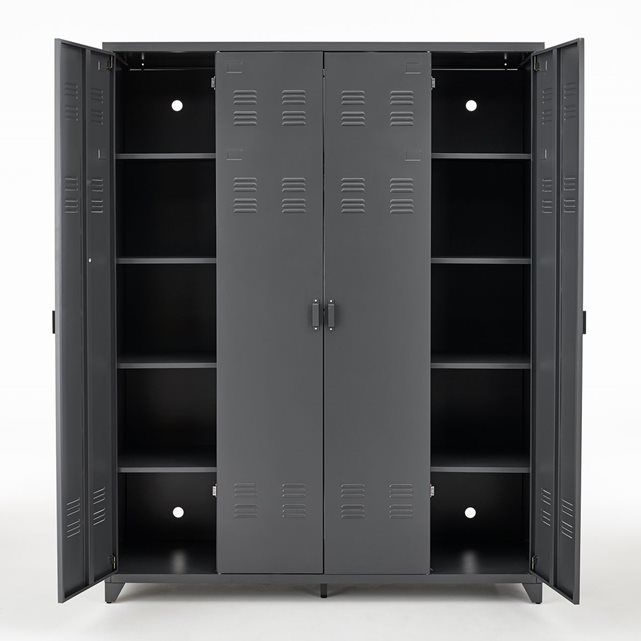 les 25 meilleures id es de la cat gorie armoire 4 portes sur pinterest armoire miroir. Black Bedroom Furniture Sets. Home Design Ideas