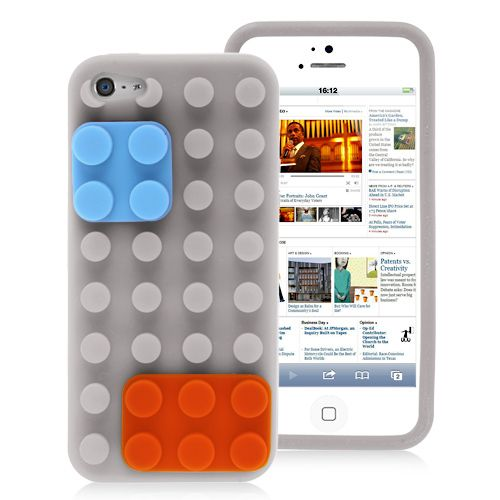 50% Discount on Silicone Lego iPhone 5 5S Case #blackfriday #silicone #lego #iphone5case #iphone #cellz.com #discount $2.19