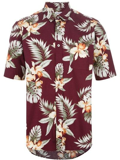 PRESIDENT'S Hawaiian Shirt