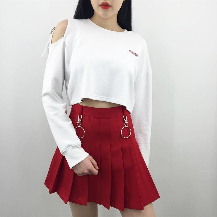 Ulzzang fashion | Kfashion