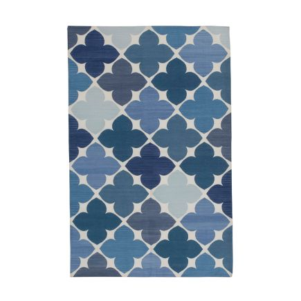 Gray Multi Beatrice Cotton Carpet