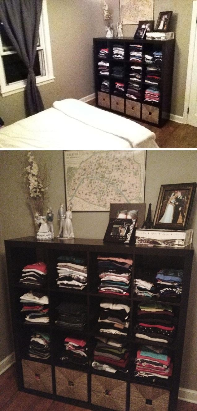 25 best ideas about dresser in closet on pinterest ikea for Ikea dresser in closet
