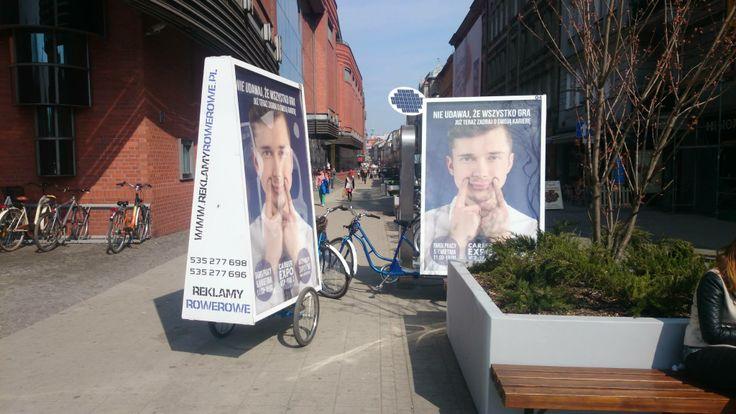 Reklama Rowerowa w Poznaniu