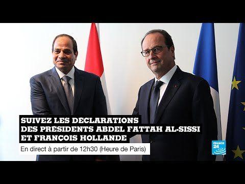 La Politique REPLAY - Revoir les déclarations des présidents François Hollande et Abdel Fattah al-Sissi - http://pouvoirpolitique.com/replay-revoir-les-declarations-des-presidents-francois-hollande-et-abdel-fattah-al-sissi/