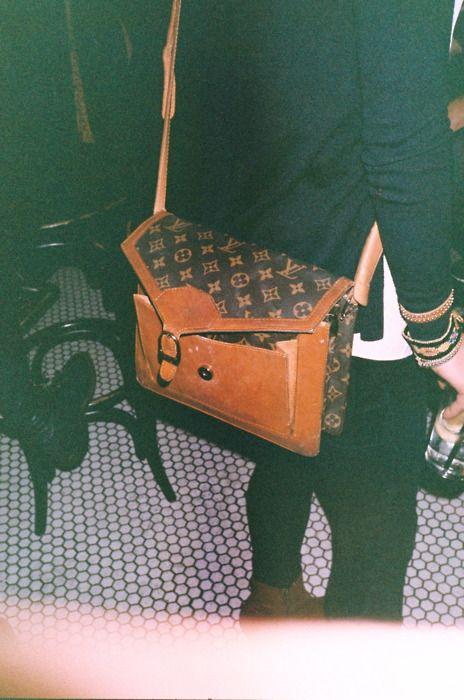 vintage louis crossbody