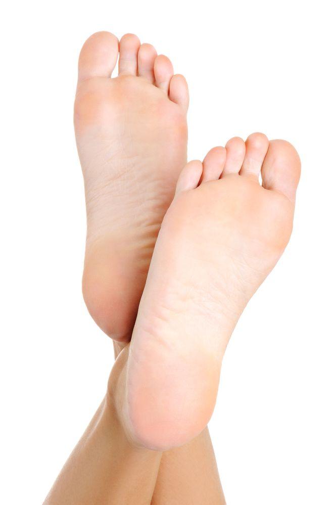 Piękne, gładkie stopy? Tylko po kuracji GoldFoot! :)
