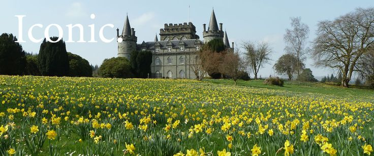 Inveraray Castle | An Iconic Scottish Castle in Argyll, Scotland - Inveraray Castle
