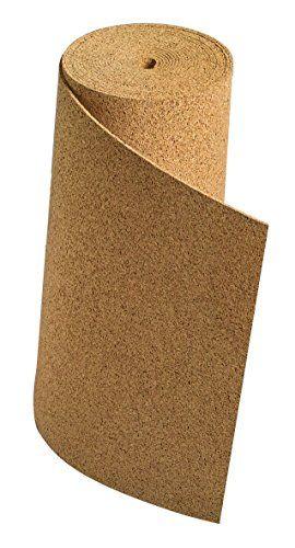 Rouleau Liège pour Isolation sol ECOLOGIQUE 30m x 1m Epaisseur 4mm: Rouleau liège pour isolation sol Le meilleur isolant écologique.…