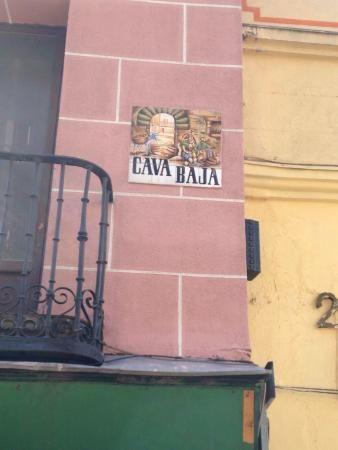 Cava Baja - Tapas Hotspot?