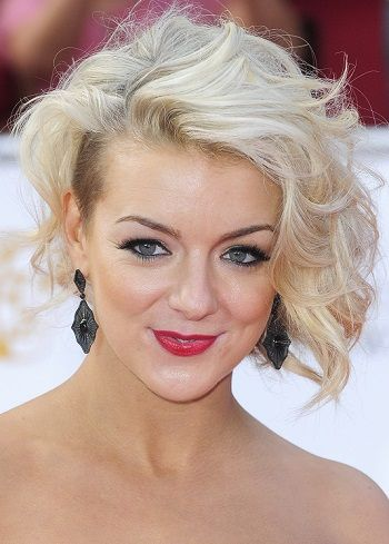 Sheridan Smith-Short and Edgy-The Celebrity Undercut