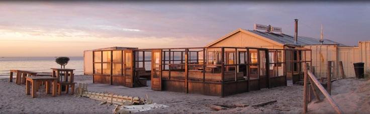 Strandpaviljoen de Kwartel - restaurant aan zee