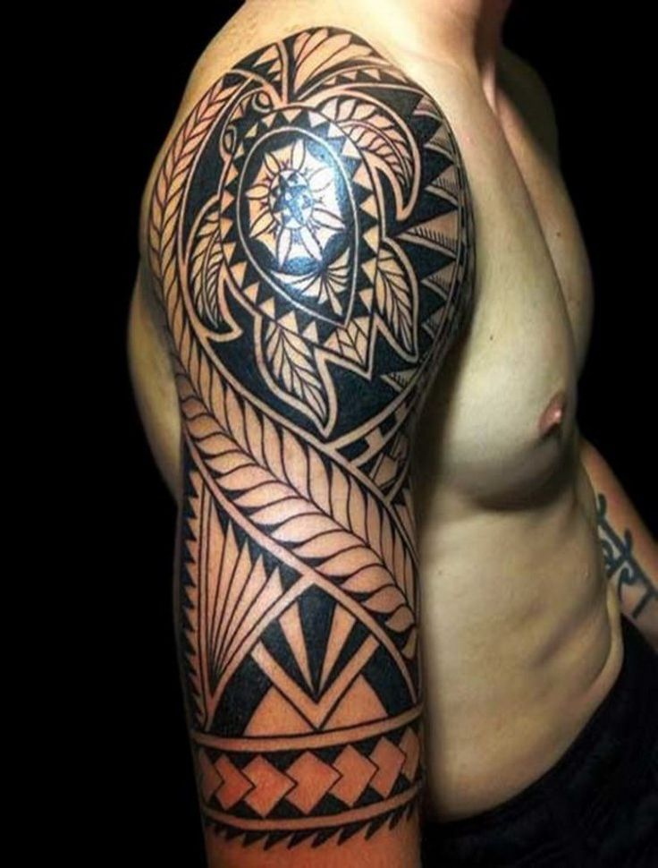 12 Best Maori Arm Tattoo Stencils Images On Pinterest