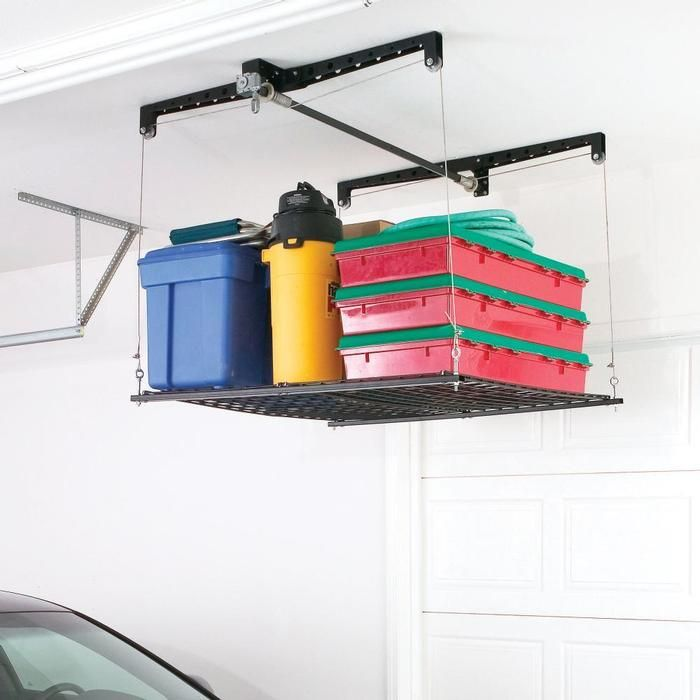 Heavylift Garage Or Attic Storage Platform 16 Sq Ft