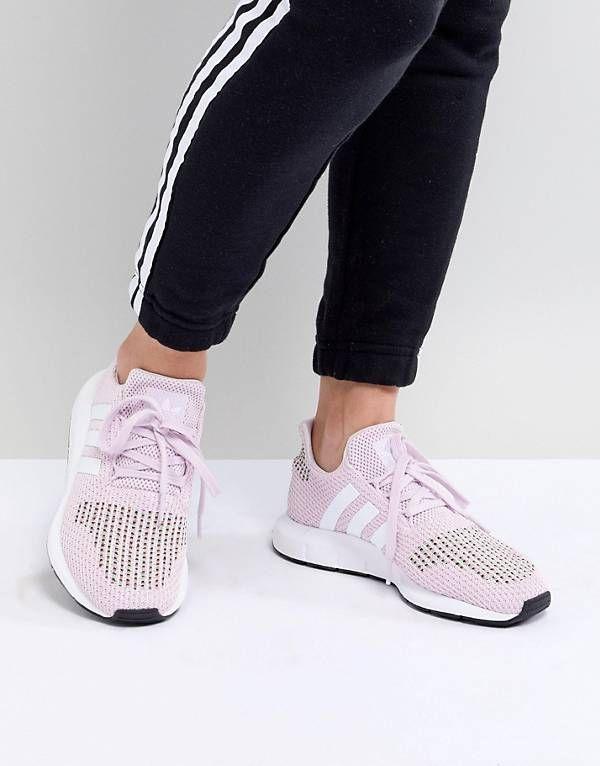 adidas Originals Swift Run Trainers In Pink Multi   Stylish ...