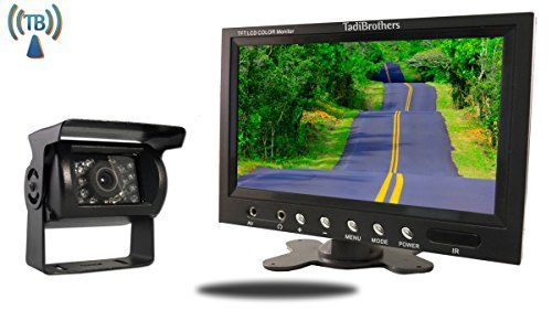 Tadibrothers 9 Inch Monitor with Wireless Mounted RV Backup Camera - http://www.productsforautomotive.com/tadibrothers-9-inch-monitor-with-wireless-mounted-rv-backup-camera/