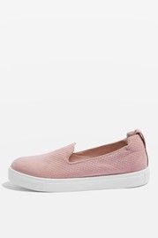 TEMP Anaconda Slip On Trainers