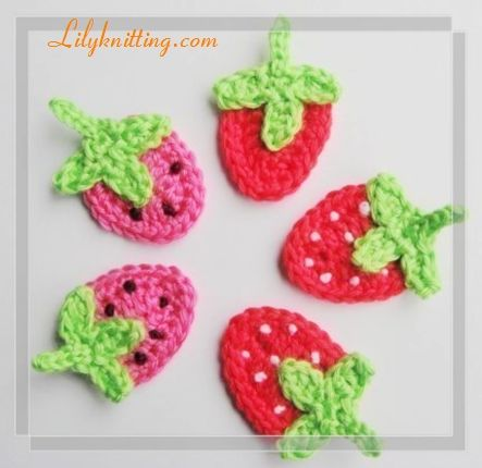 60 Best Crochet Food Images On Pinterest Crochet Food Dramatic