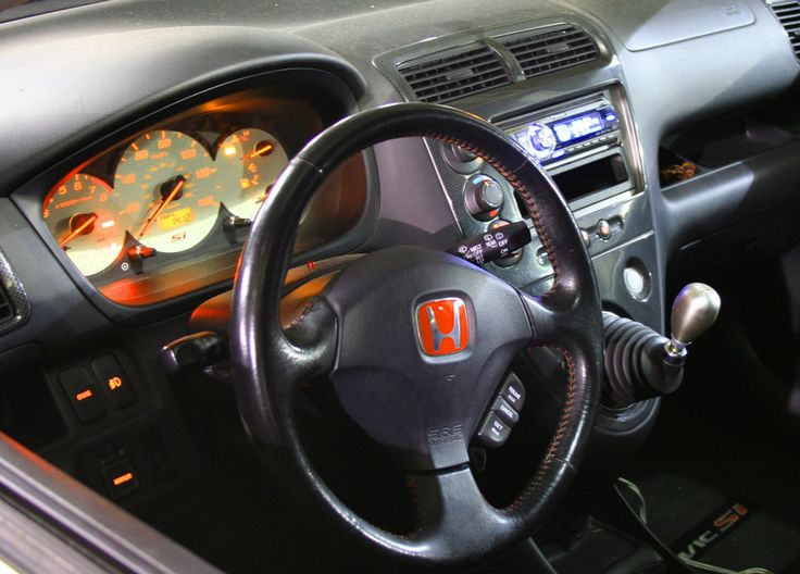25 best ideas about honda civic 2002 on pinterest honda - 1996 honda civic hatchback interior ...