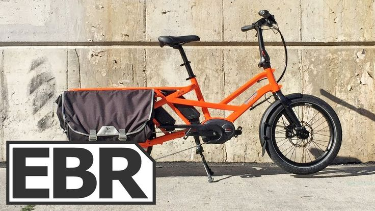 Tern GSD Video Review - $4k Compact Electric Cargo Bike, Vertical Storag...