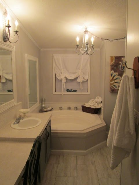 Melodie's Marvelous Manufactured Home Update - MMHL http://mobilehomeliving.org/melodies-marvelous-manufactured-home-makeover/