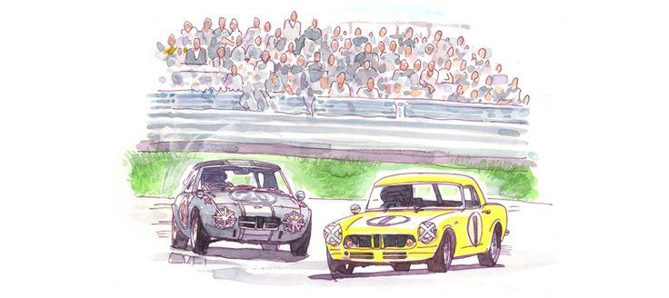 トヨタスポーツ800 vs ホンダS600――スポーツカーの哲学(1965年)| よくわかる自動車歴史館| GAZOO.com