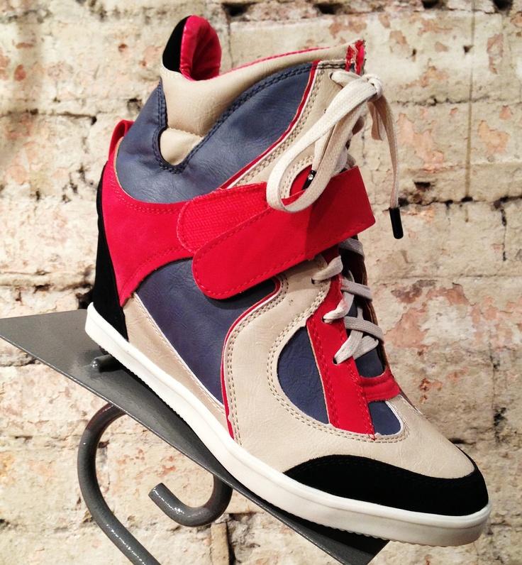 wedge tennis shoe wedges