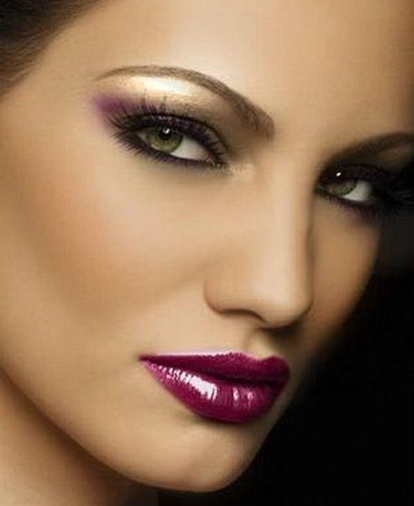 Beautiful makeup. http://www.todaybeautytips.com/wp-content/uploads/2011/07/How-to-do-eye-makeup-1.jpg