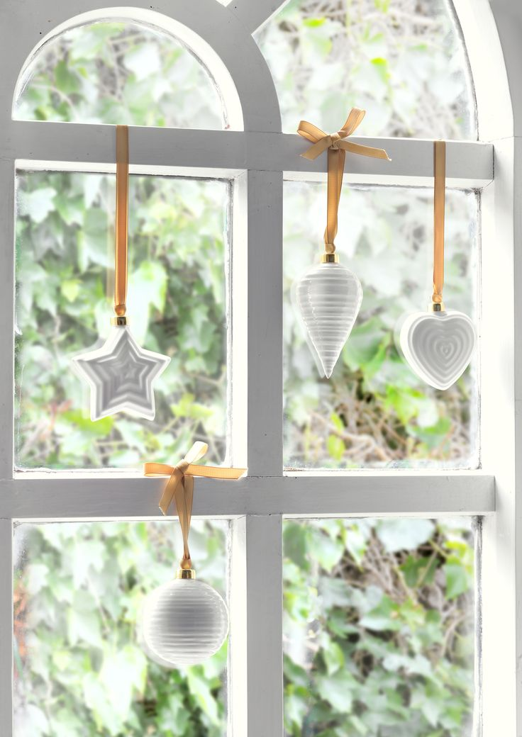 Christmas decoration inspiration. #Portmeirion #Christmas #Christmas2016