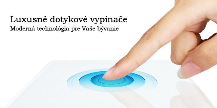 LIVOLO touch switch #livolo #touchswitch #dotykovyvypinac