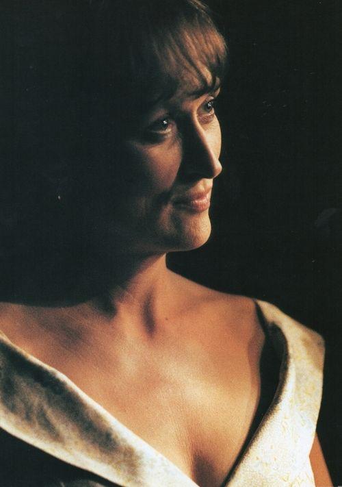 "Francesca Johnson, ""The Bridges of Madison County"" (Meryl Streep)"