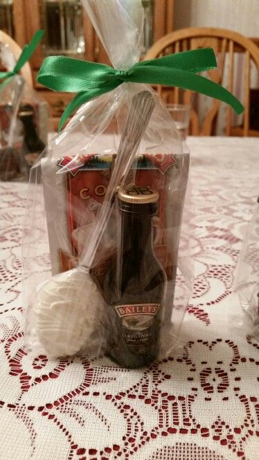Adult Goody Bags Favors  Adult Christmas Party -9362