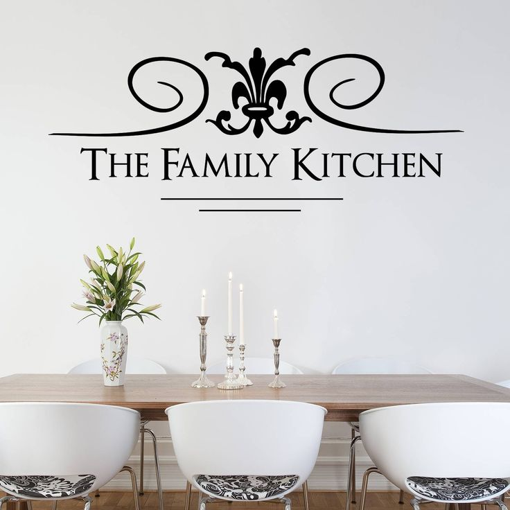 Wall Stickers For Kitchen