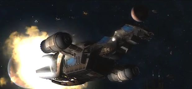 Oooh, shiny! A 'Firefly' mobile game is coming to iOS and Android in 2014 http://cnet.co/15KYenu