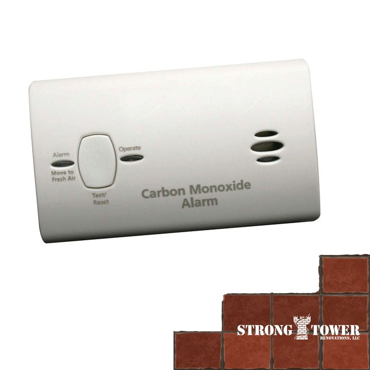 1000 Ideas About Carbon Monoxide Alarms On Pinterest Smoke Alarms Security Systems And